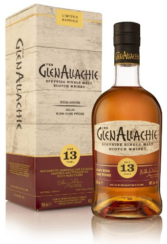 glenallachie 13yo rioja wine cask finish