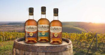 glenallachie wine cask series
