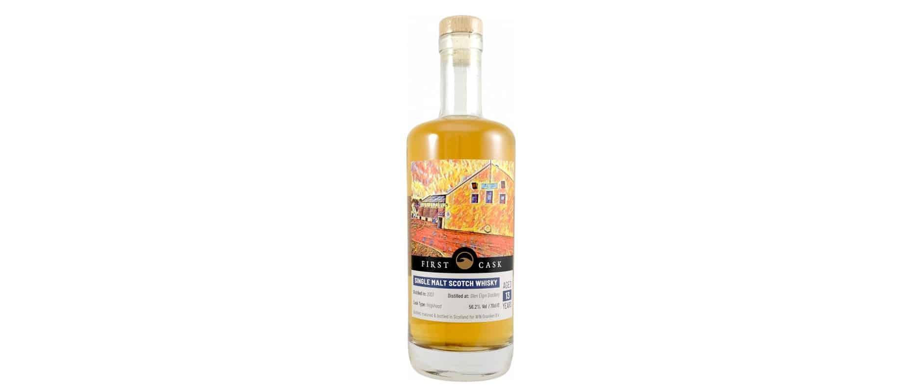 glen elgin 2007 13yo whisky import nederland