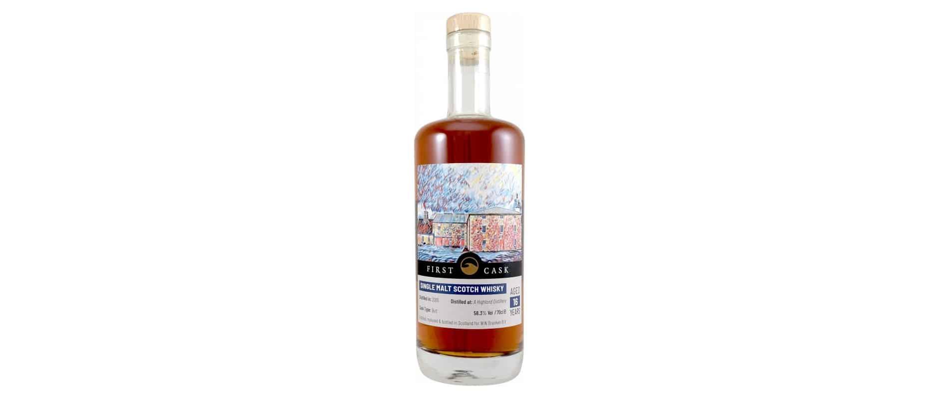 highland distillery 2005 16yo glenmorangie whisky import nederland