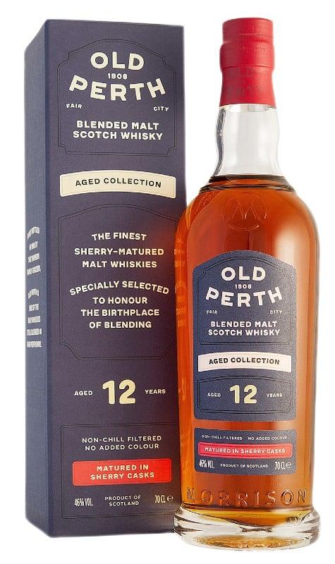 old perth 12yo blended malt
