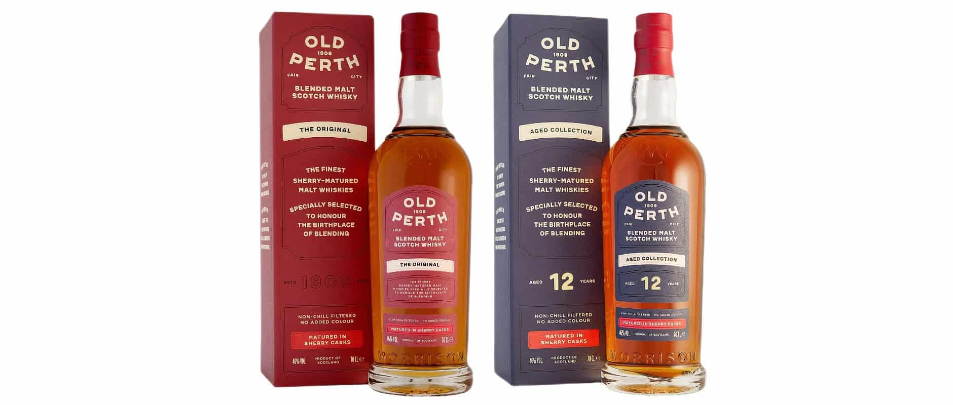 old perth blended malt collection