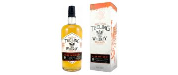 teeling amber ale small batch collaboration