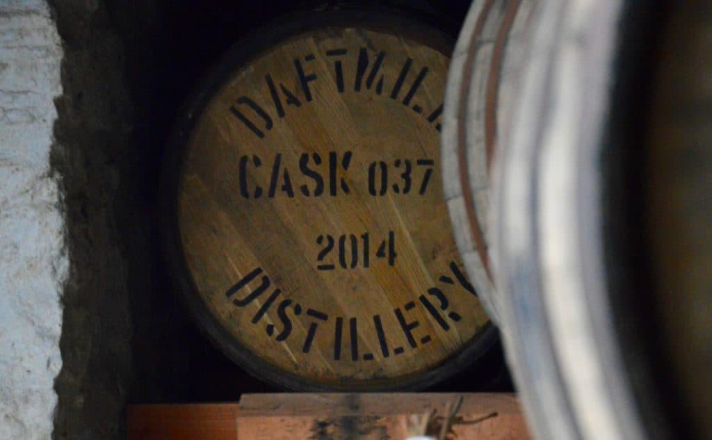 daftmill distillery cask