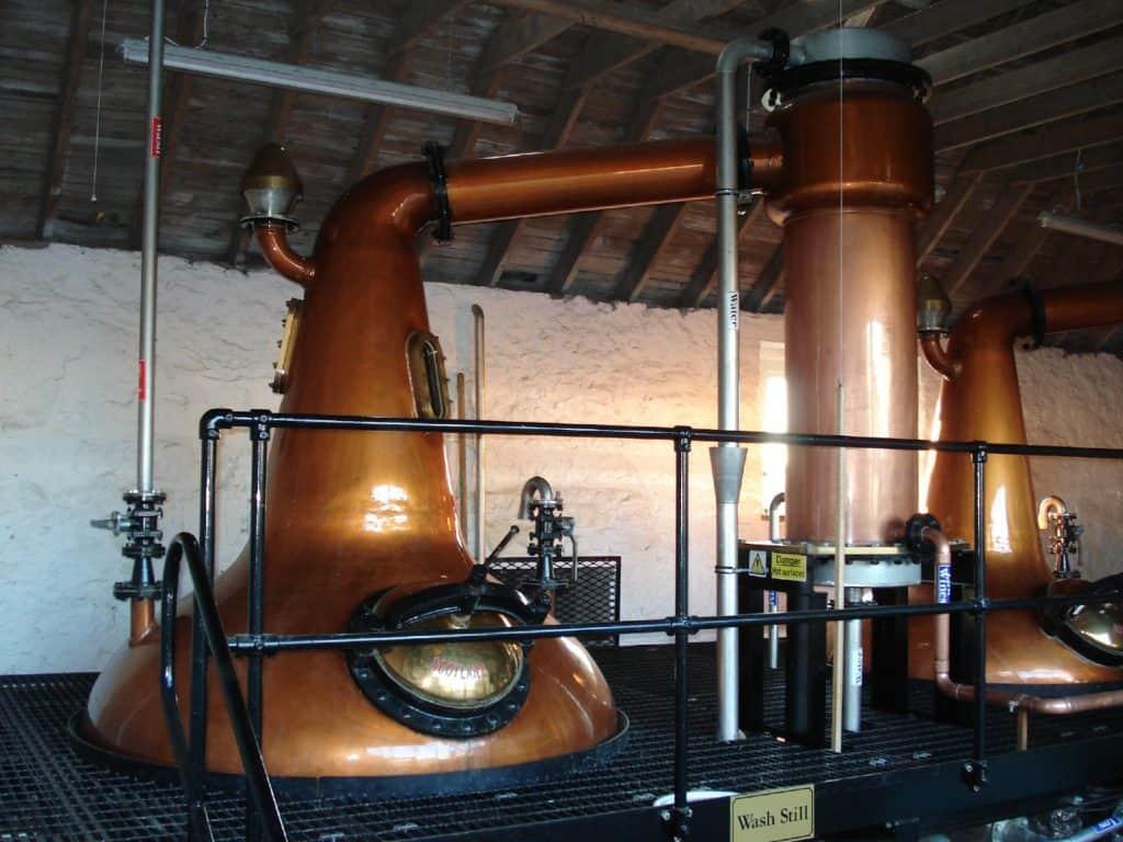 daftmill distillery stills