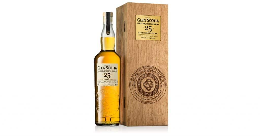 glen scotia 25yo best whisky in the world