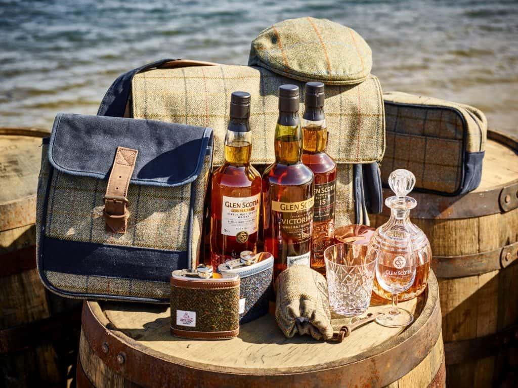 glen scotia bottle shots pier