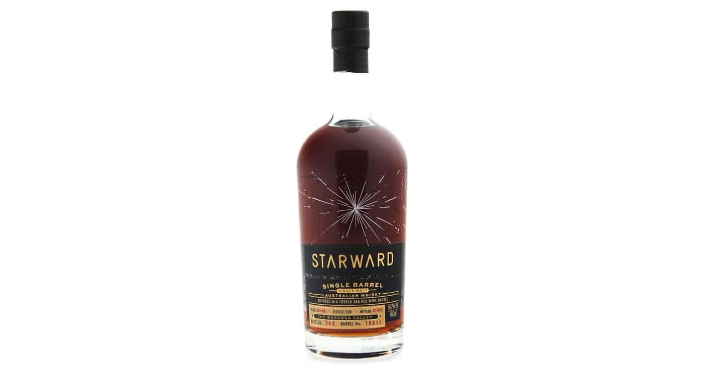 starward 2016 single barrel 10611 netherlands