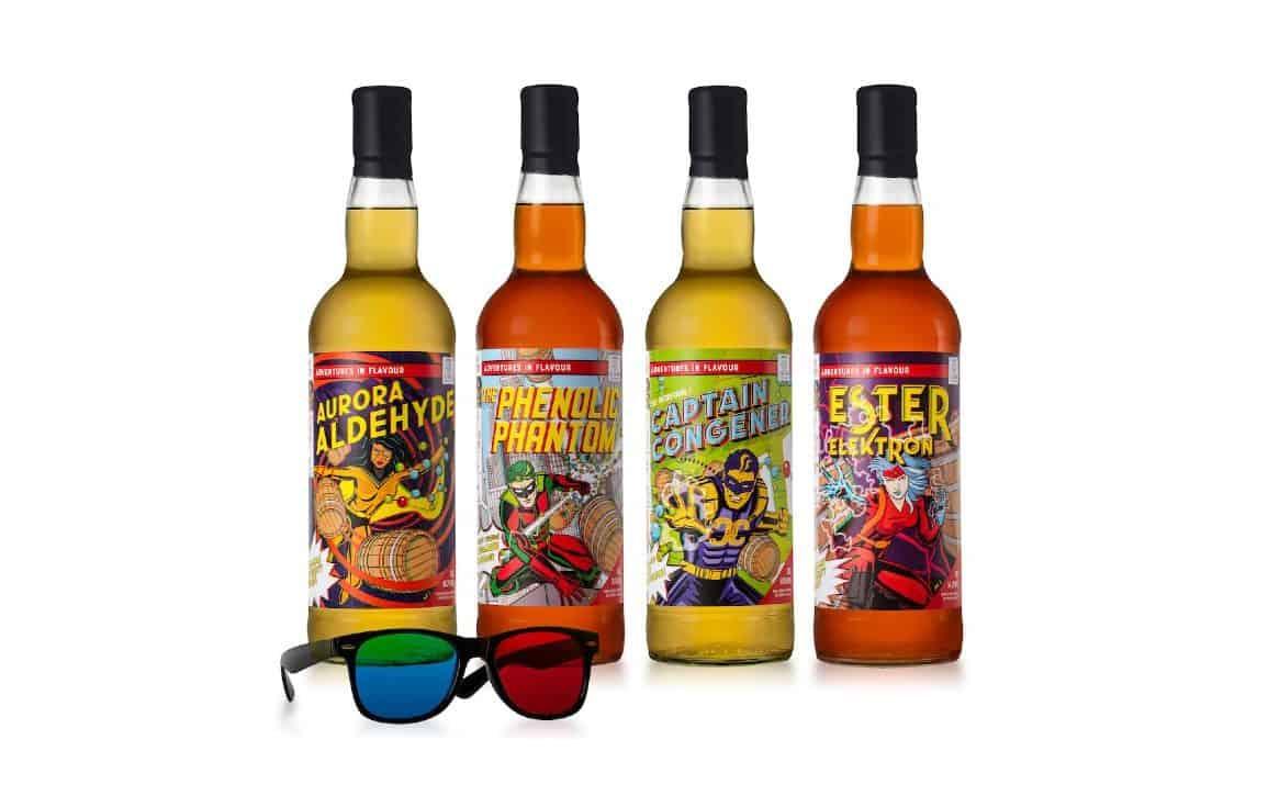 whisky show 2021 ardbeg bunnahabhain blended scotch speyside