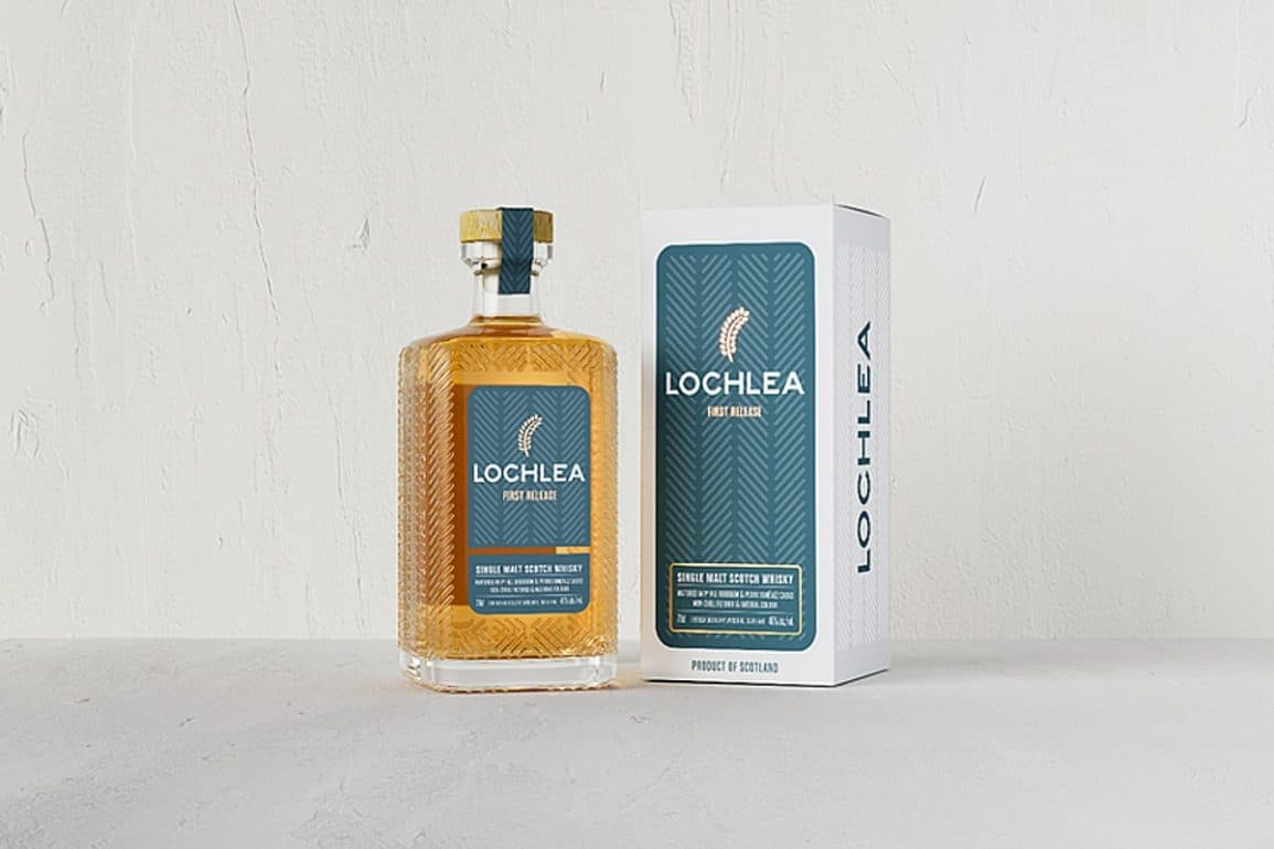 lochlea distillery first release