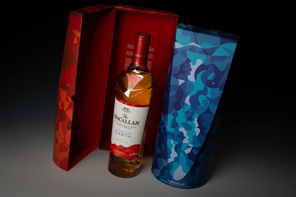 macallan a night on earth in scotland mood