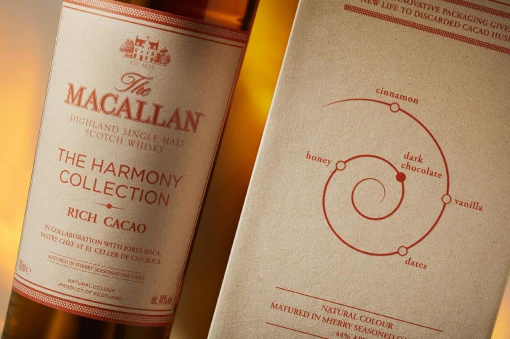 macallan harmony collection rich cacao mood